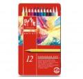 卡達 Supracolor 專業用水溶性木顏色 12色 #3888.312