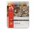 卡達 Pablo 專業用永久性木顏色 18色 #666.318