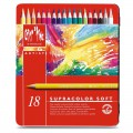 卡達 Supracolor 專業用水溶性木顏色 18色 #3888.318